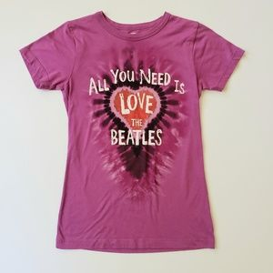 All You Need Is Love Beatles T-Shirt
